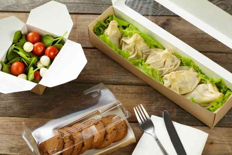 Ready meals and Salads