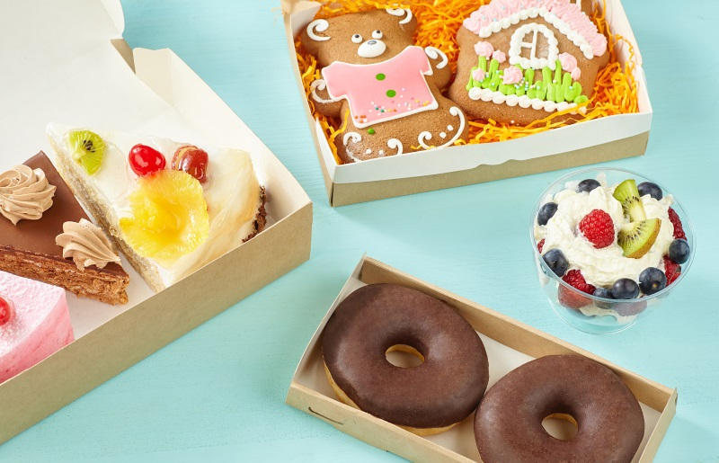 Bakery, Pastry and Deserts