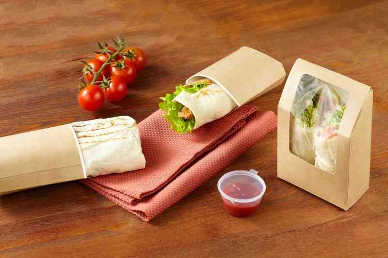 Wraps and Tortillas