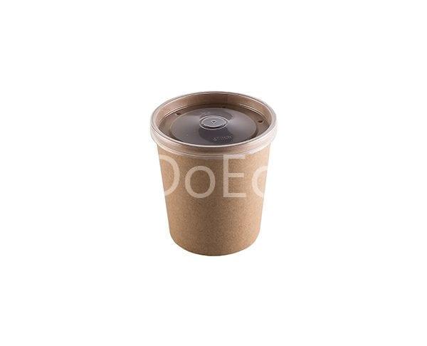 eco soup econom doeco 6 600x486 - Soup container with transparent lid