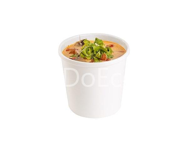 eco soup econom doeco 9 600x486 - Soup container with transparent lid