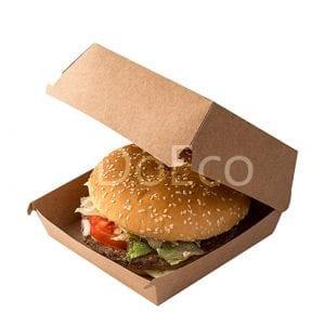 eco burger pure kraft doeco 300x300 - Packaging for burgers «Pure Kraft»