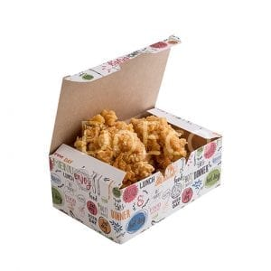 eco fast food box enjoy doeco 300x300 - Nugget Box «Enjoy»