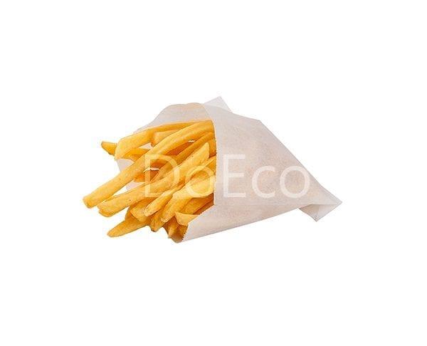 eco fry bag doeco 600x486 - Paper Fry Bag