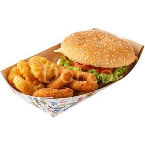 eco tray enjoy doeco 300x300 - Fast food trays «Enjoy»
