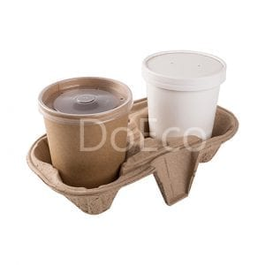 eco cupholders econom doeco 300x300 - Soup container carrier