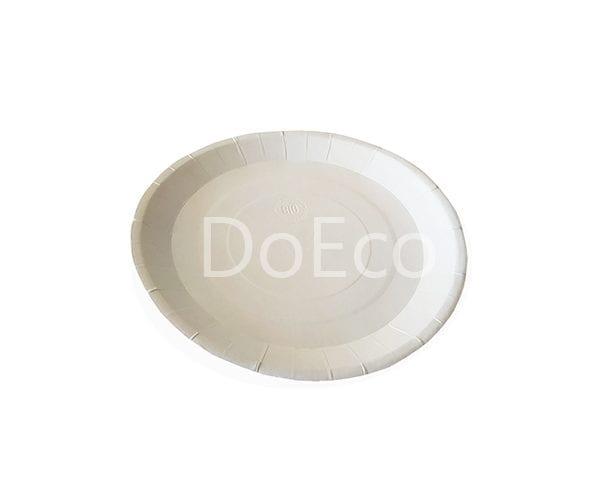 bio тарелка 600x486 - Eco Plates BIO - biodegradable plates