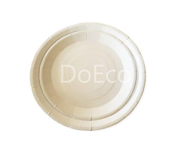 bio тарелка3 600x486 - Eco Plates BIO - biodegradable plates